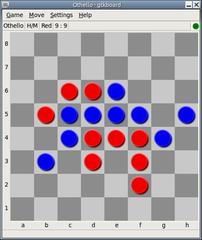 Screenshots of package gtkboard