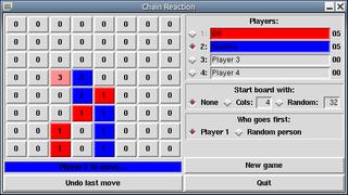 Screenshots of package xchain