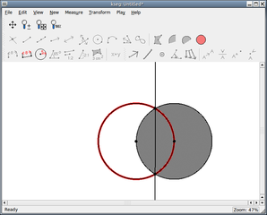 Screenshots of package kseg