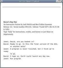 Screenshots of package gargoyle-free