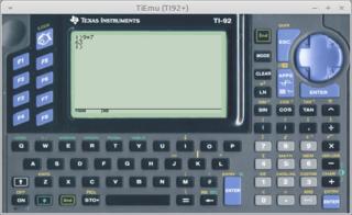 Screenshots of package tiemu