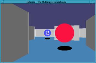 Screenshots of package netmaze