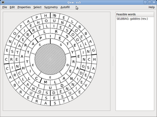 advanced interactive crossword construction tool