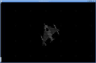 Screenshots of package matanza