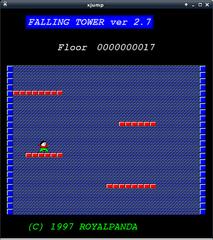 Screenshots of package xjump