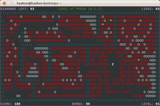 Screenshots of package cavezofphear