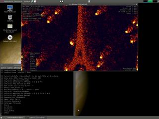 Screenshots of package lebiniou