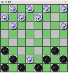 Screenshots of package fltk1.3-games