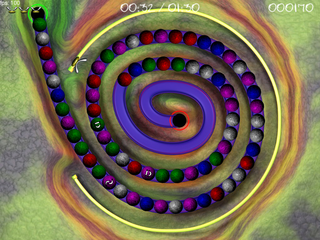 Screenshots of package zaz