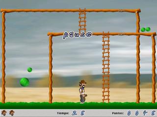 Screenshots of package ceferino
