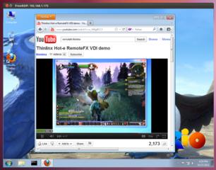 Screenshots of package freerdp2-x11
